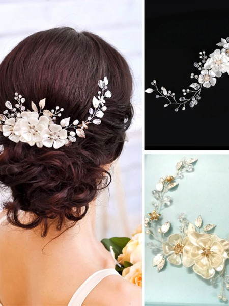 Charming Czech Pearl Headpieces